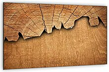 decorwelt   Herdabdeckplatte 80x52 cm 1-Teilig