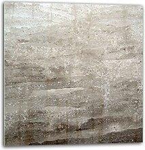 decorwelt Küchenrückwand Spritzschutz aus Glas
