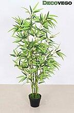 Decovego Bambus Kunstbaum Kunstpflanze Künstliche