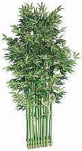 Decovego Bambus Sichtschutz Element Stand