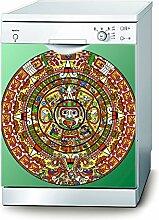 Decusto Mexico Aufkleber für Geschirrspüler