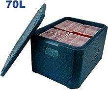 DEE Auto Kühlschrank-Kühlbox 70L Tragbare