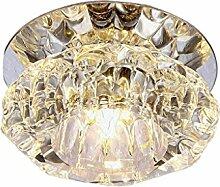 DEE Kronleuchter-LED Crystal Mini Deckenleuchte
