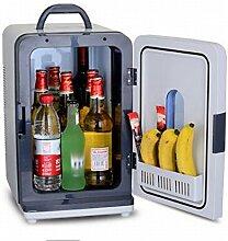 DEED Auto Kühlschrank 18L Doppel-Kältemittel