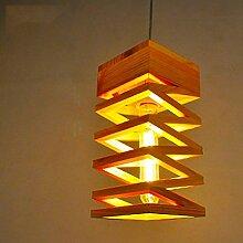 DEED Decke Kronleuchter-Holz Kronleuchter Kreative