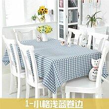DEED Tischdecke-Moderne einfache Tischdecke