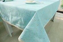 DEENLI Hochwertige Tischdecke, Antifouling-Tuch,