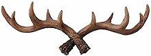 Deer Antler Wandbehang Dekor Vintage Geweih