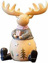 Deer Ornamente Kreative Und Praktische