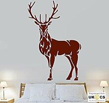 Deer Waldtier Kühle Antlers Schlafzimmer