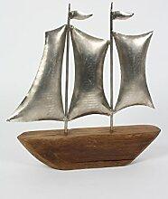 Deetjen & Meyer Boot Dekoration 16888 Braun