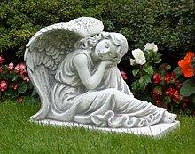 Defi Deko- und Figurenhandel Engel sitzend