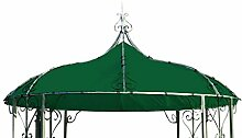DEGAMO Dachplane für Pavillon Burma 300cm rund