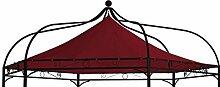 DEGAMO Ersatzdach für Pavillon Modena 6-eckig,