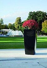 Degardo Trevia V Design-Pflanzgefäß (schwarz),