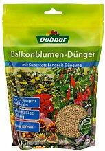 Dehner Balkonblumen-Dünger mit Supercote