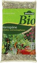 Dehner Bio Dünger, Hornspäne, für Balkon- und