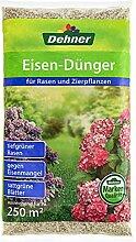 Dehner Eisendünger für Rasen und Zierpflanzen, 5