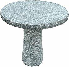 Dehner Gartentisch, rund, Ø ca. 75 cm, Höhe ca.