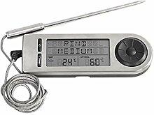 Dehner Grillzubehör Bratenthermometer digital,