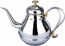 DEI QI 1.2L & 1.8L Edelstahl Kaffeekannen