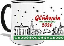 deine Mudder JOllify Tasse Weihnachtsmarkt 2020