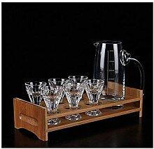 Dekanter Whisky Decanter Wine Carafe Bleifreie