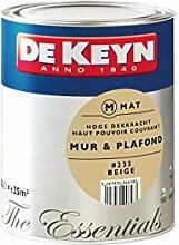 DEKEYN 3297970946583 Mate Wand-/Deckenleuchte,