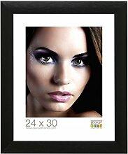 Deknudt Frames Bilderrahmen 70x100 Metall Schwarz