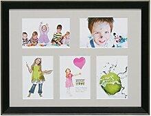 Deknudt Frames Galerierahmen für 5 Fotos Farbe: