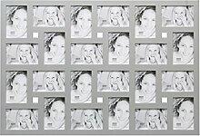 Deknudt Frames S65SP3 Mehrfach-Bilderrahmen, Holz,