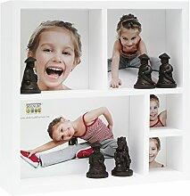 Deknudt Frames S66XL1E5 Mehrfach-Bilderrahmen für