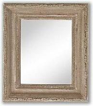 Deknudt Mirrors 9078. ATN Mini Wandspiegel beige 32x 5x 37cm