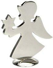Deko Engel Mädchen mit Stern 8,5 cm
