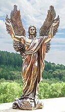 Deko Figur Engel Statue Metatron Engelfürst aus
