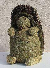 Deko Figur Igel stehend H 38 cm Figur aus