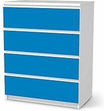 Deko für IKEA Malm 4 Schubladen | Dekor