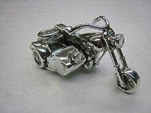 Deko Geschenkidee Motorrad mit Beiwagen Gespann