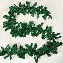 Deko-Girlande, Weihnachtsgirlande ca 270 cm