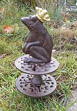 Deko-Impression Gartenschlauchrolle Frosch