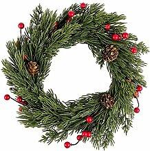 Deko-Kranz, Weihnachten 4, Ø 25cm,