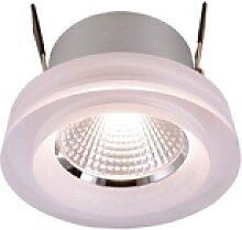 Deko Light COB 68 Acryl Einbaustrahler LED klar /