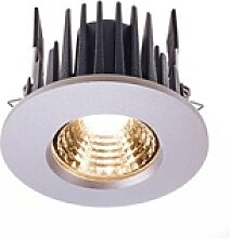 Deko Light COB 68 IP65 Einbaustrahler LED silber