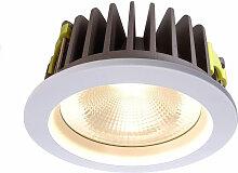 Deko-light - LED Deckeneinbauleuchte COB 210 in