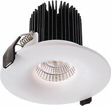 Deko-light - LED Deckeneinbauleuchte COB Back