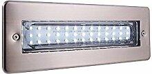 Deko-Light LED Wandeinbauleuchte Wall Bar II