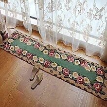 Deko-Matte Küchenstreifen absorbierende Matten