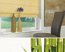 deko-raumshop Bambus Raffrollo mit 7,5mm Stäben