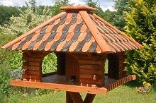 Deko-Shop-Hannusch Luxus Vogelhaus Vogelhäuschen