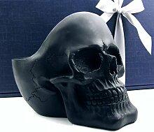 Deko-Totenkopf Toten-Schädel, Skull, originelle